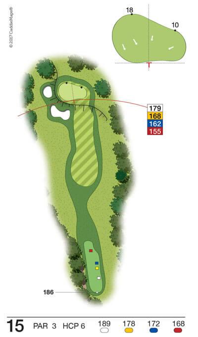 Buca 15 Golf Club Verona