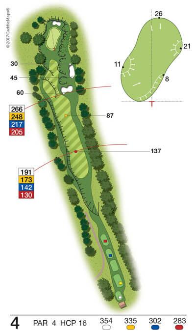 Buca 4 Golf Club Verona