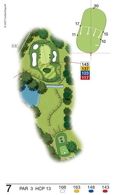 Buca 7 Golf Club Verona