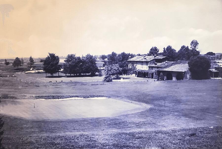 foto club house storica 1963