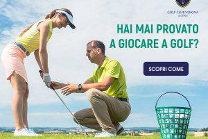 Hai mai provato a giocare a Golf?